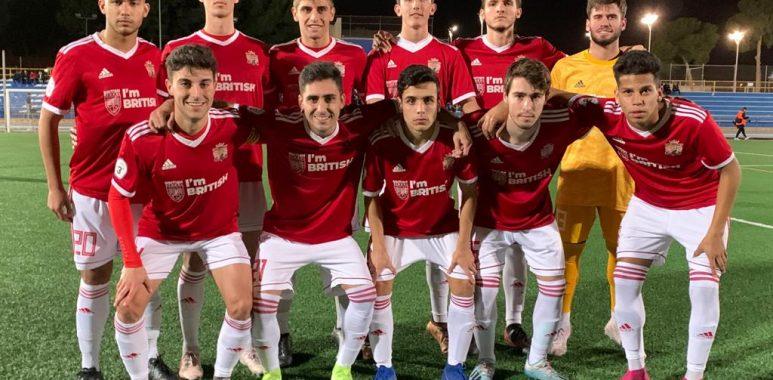 Partido de futbol Intercity Beniganim